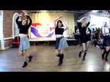 [GP]BLACKPINK - AS IF IT'S YOUR LAST dance cover by GGOD[KOREA SHOW ROOM FEST'18 в СПб(21.04.2018)]