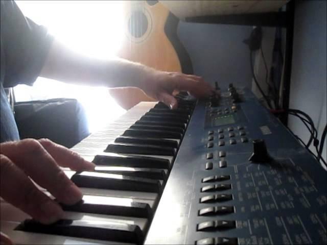 Yamaha CS1X Demo