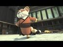 (кунг фу панда) Шифу Впал в Детство