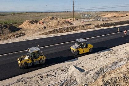 В России захотели сузить дороги ради денег  Строительство в