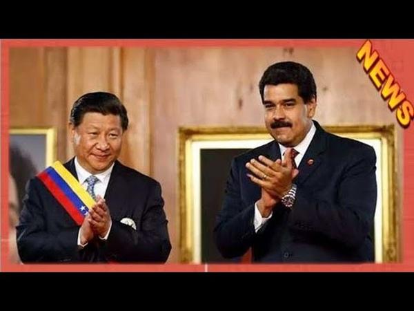 Après l'armée russe, qu'est-ce que 120 soldats chinois viennent au Venezuela?   Nouvelles TV