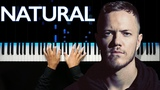 Imagine Dragons - Natural Piano tutorial
