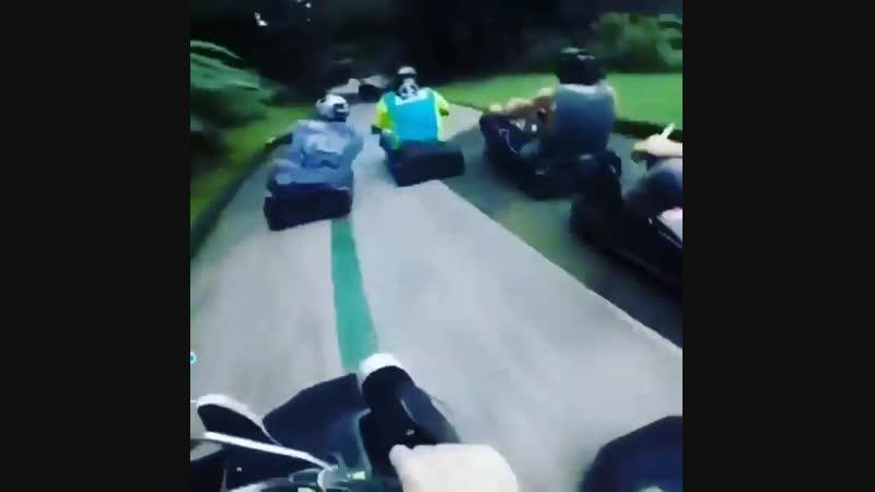 Мини гонки