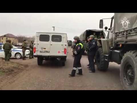 Напавших на сотрудников ДПС осудят в Астрахани