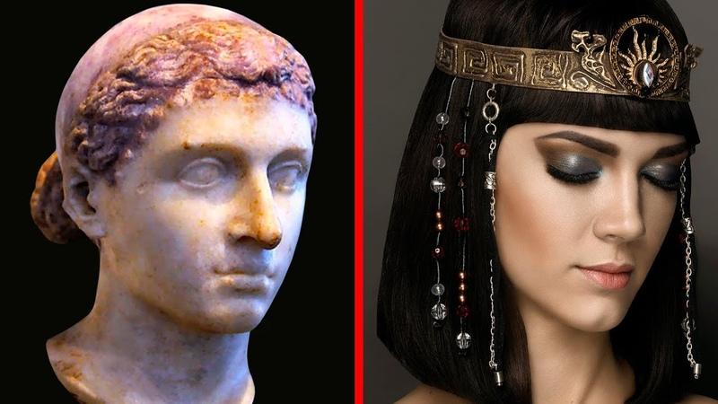 10 Странных Фактов о Клеопатре, о Которых вам не Рассказывали в Школе