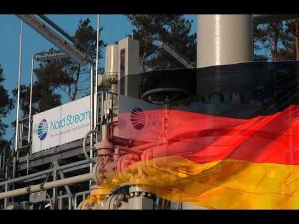 Северный поток-2 - газопровод раздора США напуганы «альянсом» России и Германии...
