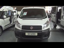 Fiat Scudo Panel Van 12 L2H1 130 MultiJet (2016) Exterior and Interior in 3D