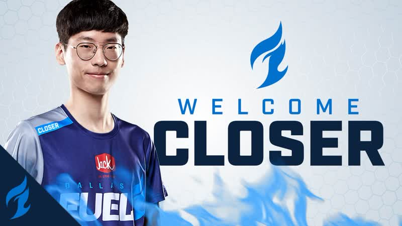 Please welcome @Closer to the team as he joins us from the @Spitfire! - - We're excited to have him join the Fuel and help close