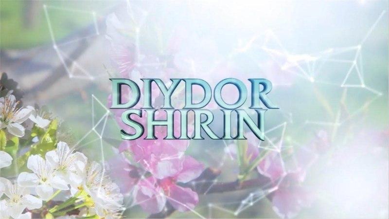 Diydor shirin - konsert dasturi   Дийдор ширин - концерт дастури (2-сони)