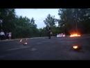Световое шоу GRACE и Цветной дым Сергея Гусева