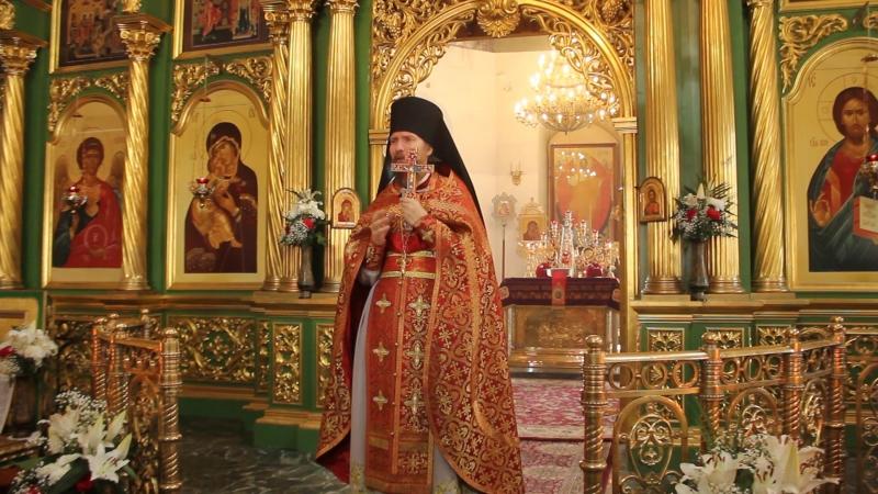 15 апреля Антипасха проповедь игумена Михея Селякова