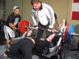 Виктория Шелудько Мировой рекорд 215 кг