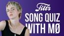 Song Quiz Challenge bist du besser als MØ