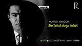Murod Manzur - Mol talash dunyo talash  Мурод Манзур - Мол талаш дунё талаш (music version)