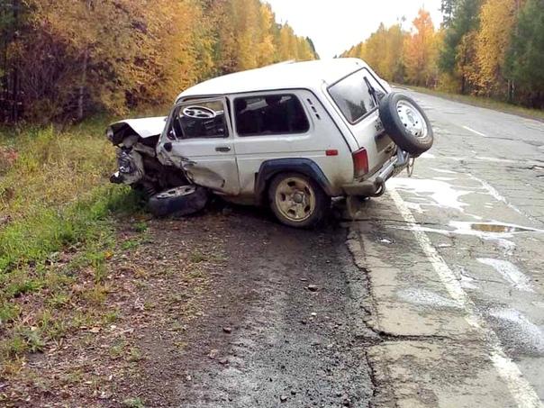 ДТП на 23-м километре трассы «Братск – Усть-Илимск»