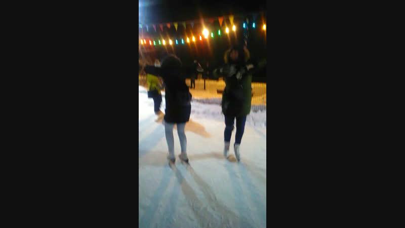диковинки на льду
