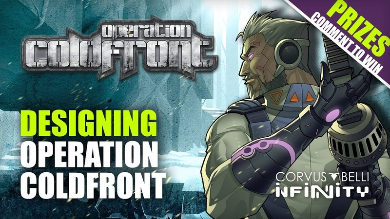 Infinity Operation Coldfront Week: Designing Operation Coldfront