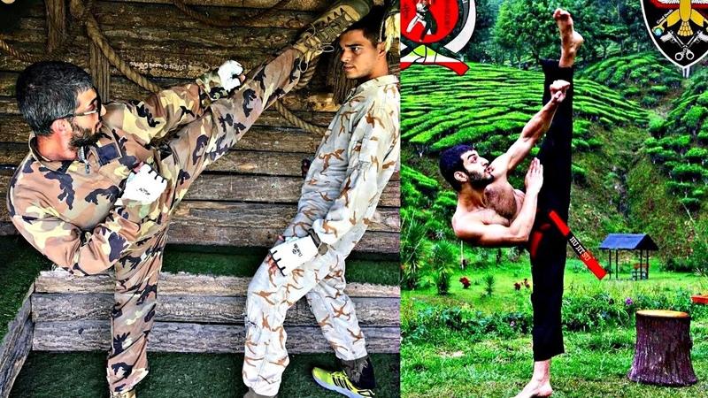 ТелоХранитель Принца Персии!)) Persian Bodyguard Self Defense Training🔥!! Impossible 😱