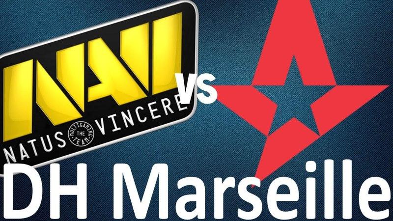 NaVi vs Astralis - FINAL (Nuke/map1) Highlights - DreamHack Marseille 2018