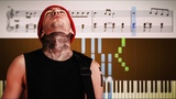 NEON GRAVESTONES by TWENTY ONE PILOTS (Live Lounge Piano Version) - Tutorial + SHEETS