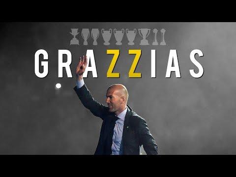Gracias Zidane! Hasta Pronto...
