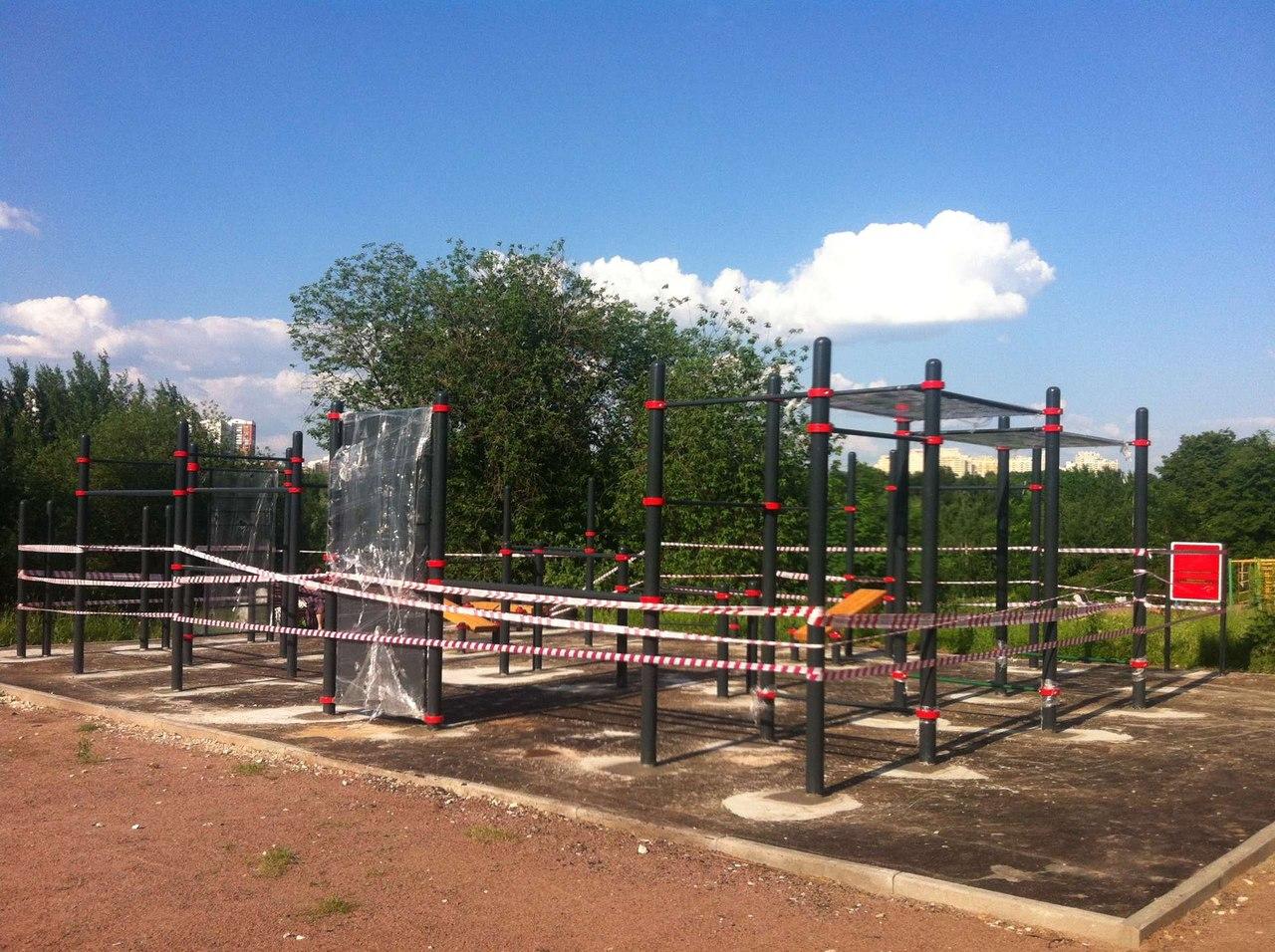 Открытие площадки Сергея Бадюка