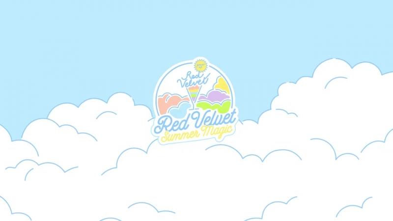 [레드벨벳 여름 미니앨범 Summer Magic] - Power Up 오늘 오후 6시 음원MV 공개!! - - aka 썸머송 장인' 레드벨벳 커밍업! 러비들은 파