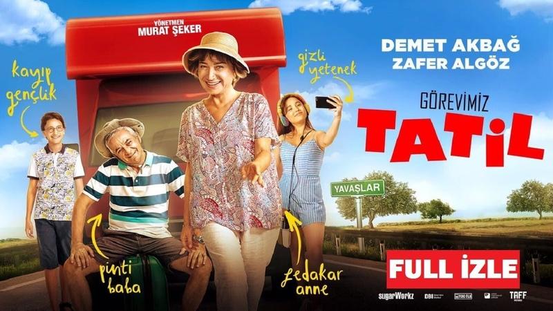 Görevimiz Tatil | Türk Filmi | Yerli Komedi | Full izle | 2018
