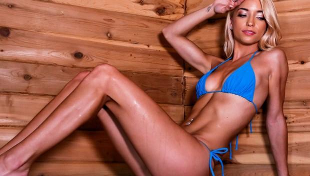 WOW Sauna Seduction # 1