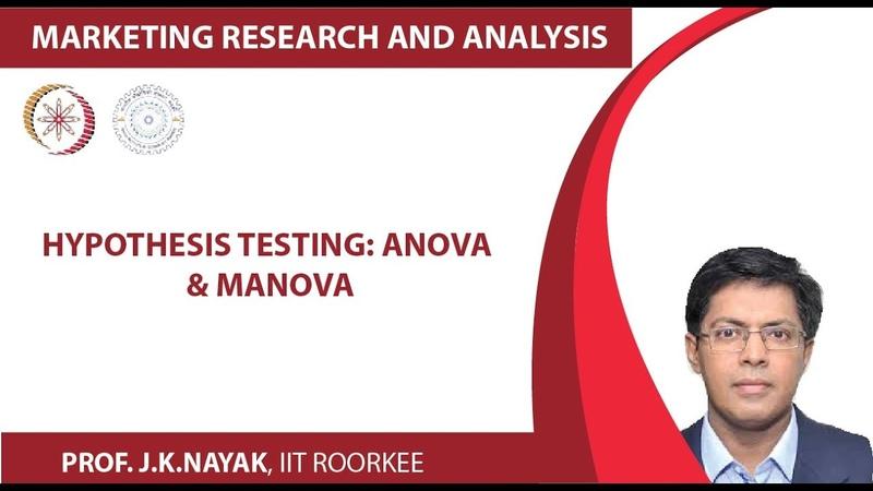 Hypothesis Testing Anova Manova