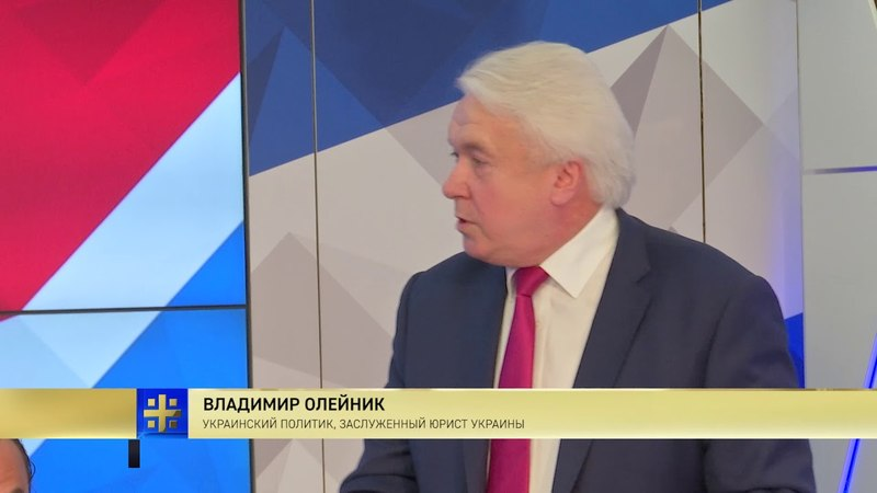 Владимир Олейник об убийстве Олеся Бузины: