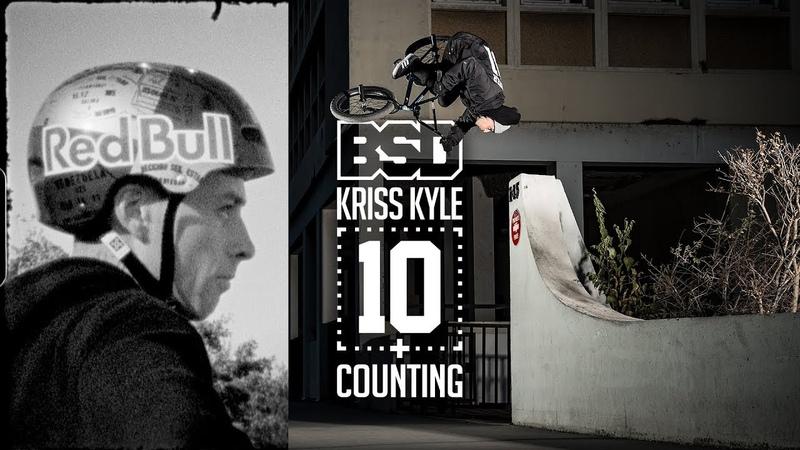 Kriss Kyle 10 and Counting - BSD BMX insidebmx