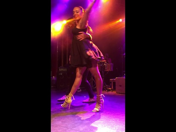 """Son Moderno bailado por Danger Yunaisy. Leoni Torres """"Toda una vida"""""""