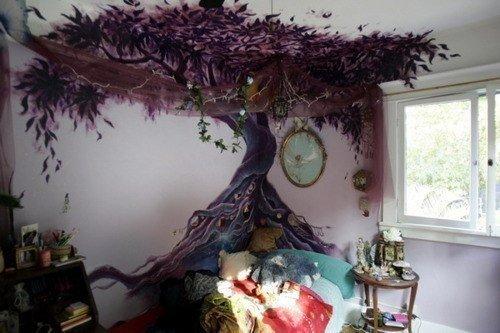 Декор стен дома фото