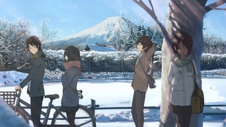 Wallpaper Engine | Winter Day (Animated, BGM)