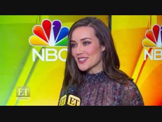 Megan Boone Talks About