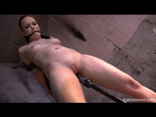 MachineDom.com - Ally Style - Ally Style Cleavegagged, Tit-Slapped, and Vibed!_720p (27.06.2016)