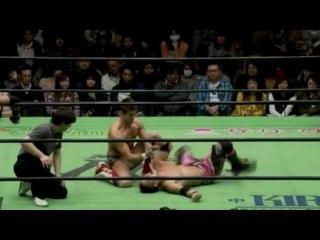 IWU Taiji Ishimori & Atsushi Kotoge vs. Yoshinari Ogawa & Zack Sabre Jr. (c) (NOAH)