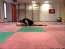 2012 12 31 Shihan Jesús Talán Shinkyokushin Personal Training Fin de Año 1 Estiramiento