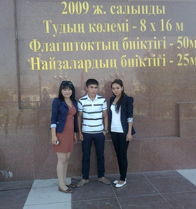 Erali Seidaxmet, 27 августа 1975, Красноярск, id198296755