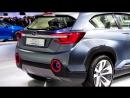 Знакомьтесь Subaru viziv 7