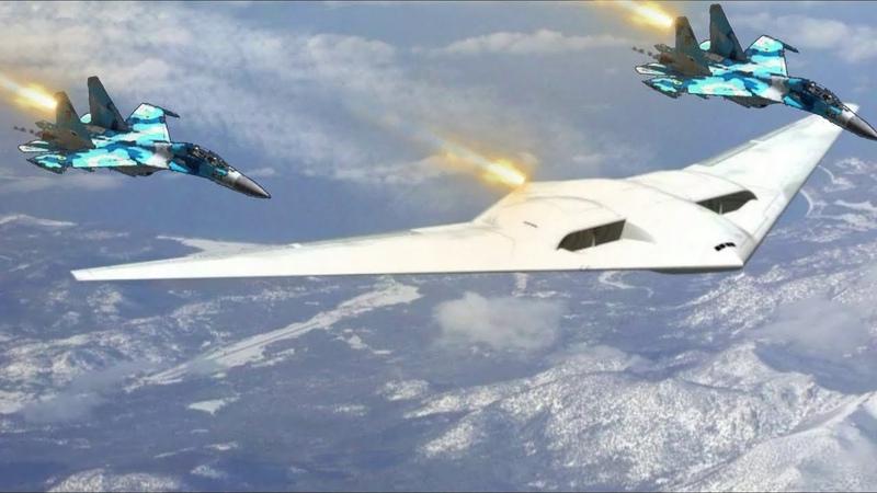 ПОСЛАННИК - новый бомбардировщик - ракетоносец России