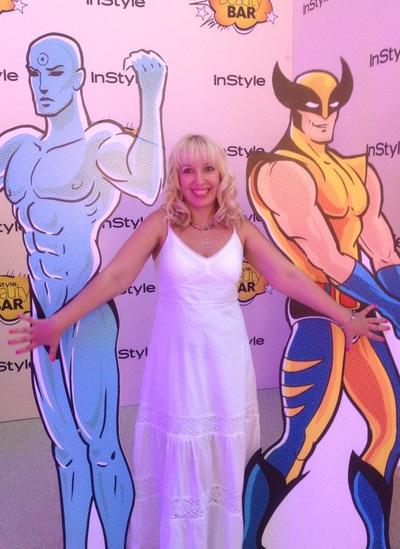 Марина Кинареевская, 12 января , Москва, id188384337