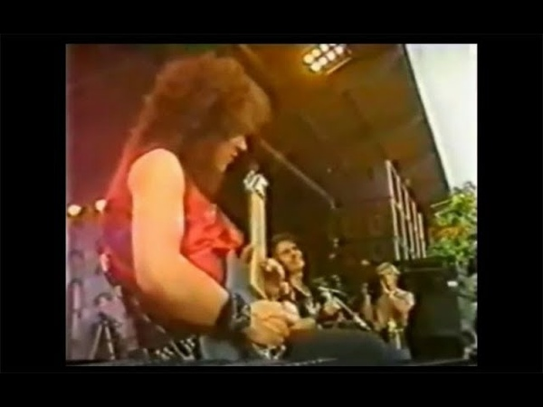 Dio with Vivian Campbell - one night in the city - rare live