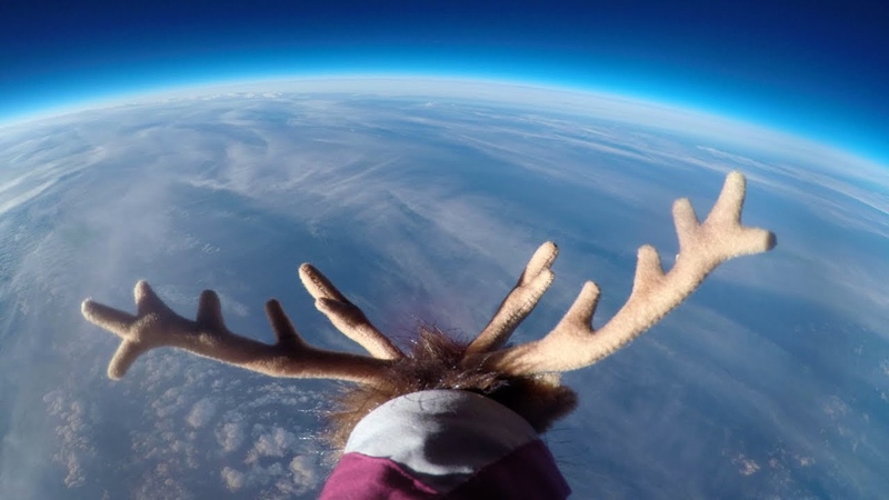 GoPro Awards: Rudolph's Christmas Eve Flight