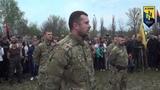 Иудей провокатор Билецкий вешает лапшу украинским гоям