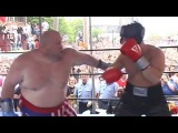 War on the Shore: Dieter vs. Butterbean