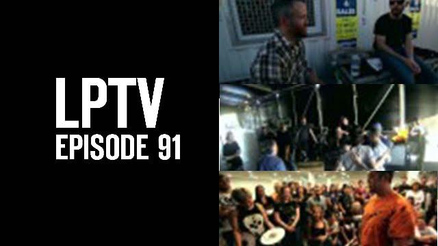 Castle Of Glass - Rehearsals Spike VGA 2012 Performance   LPTV 91   Linkin Park