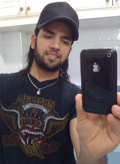 Bilal El Oufi, 7 февраля , Самара, id220441682