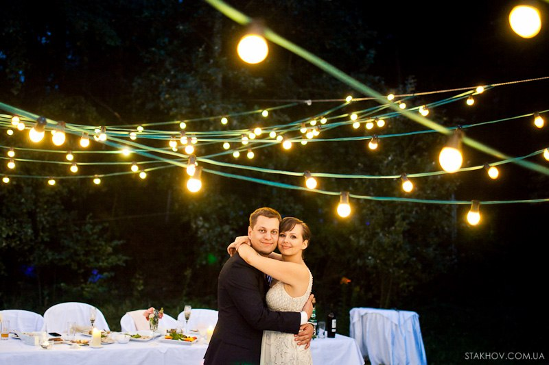 Как сделать вечер свадебный